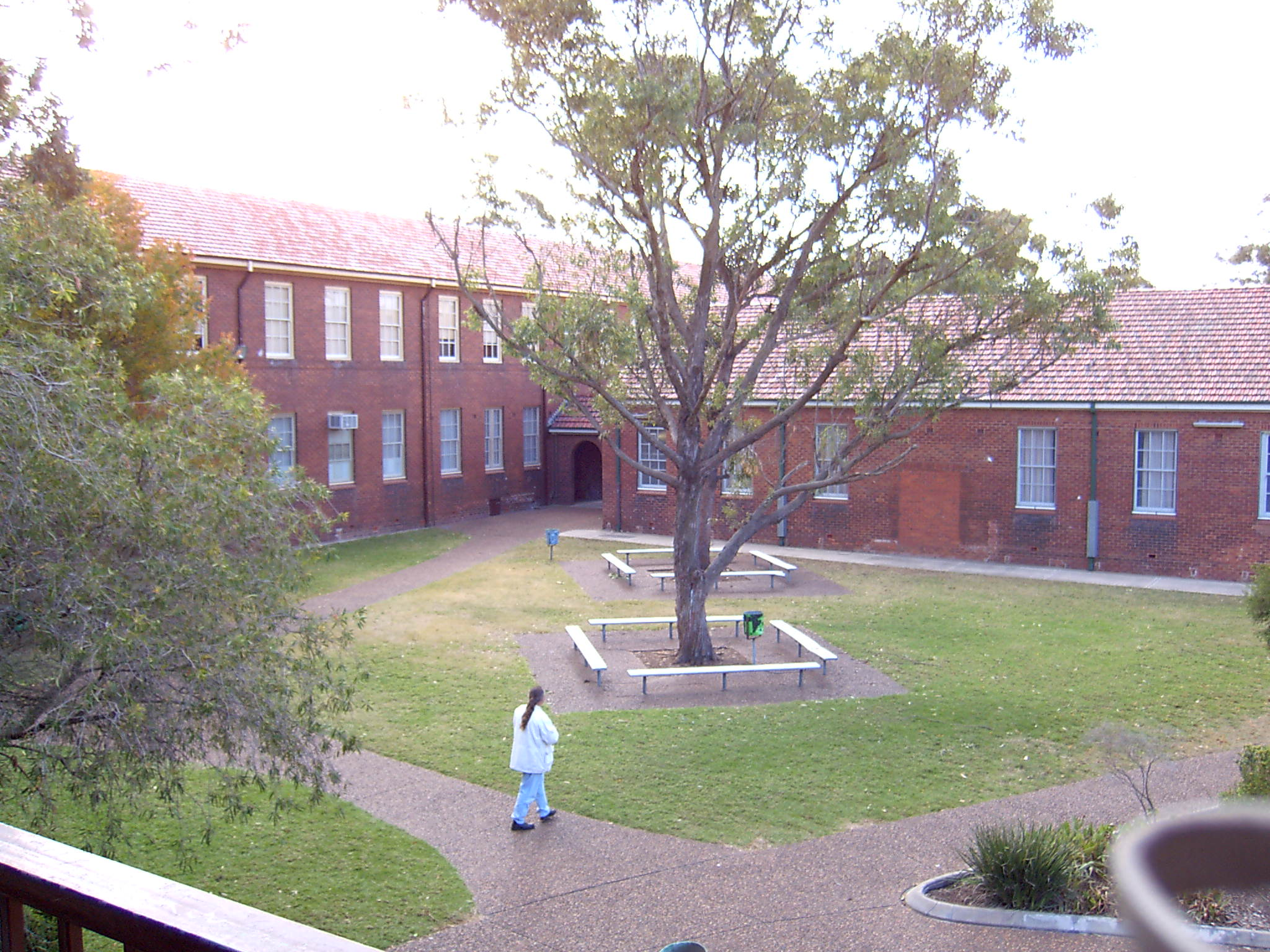 NBHS Grounds
