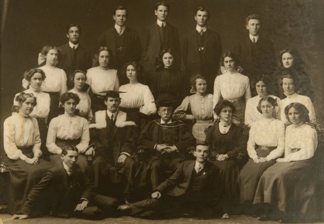 1911 Probationary Teachers
